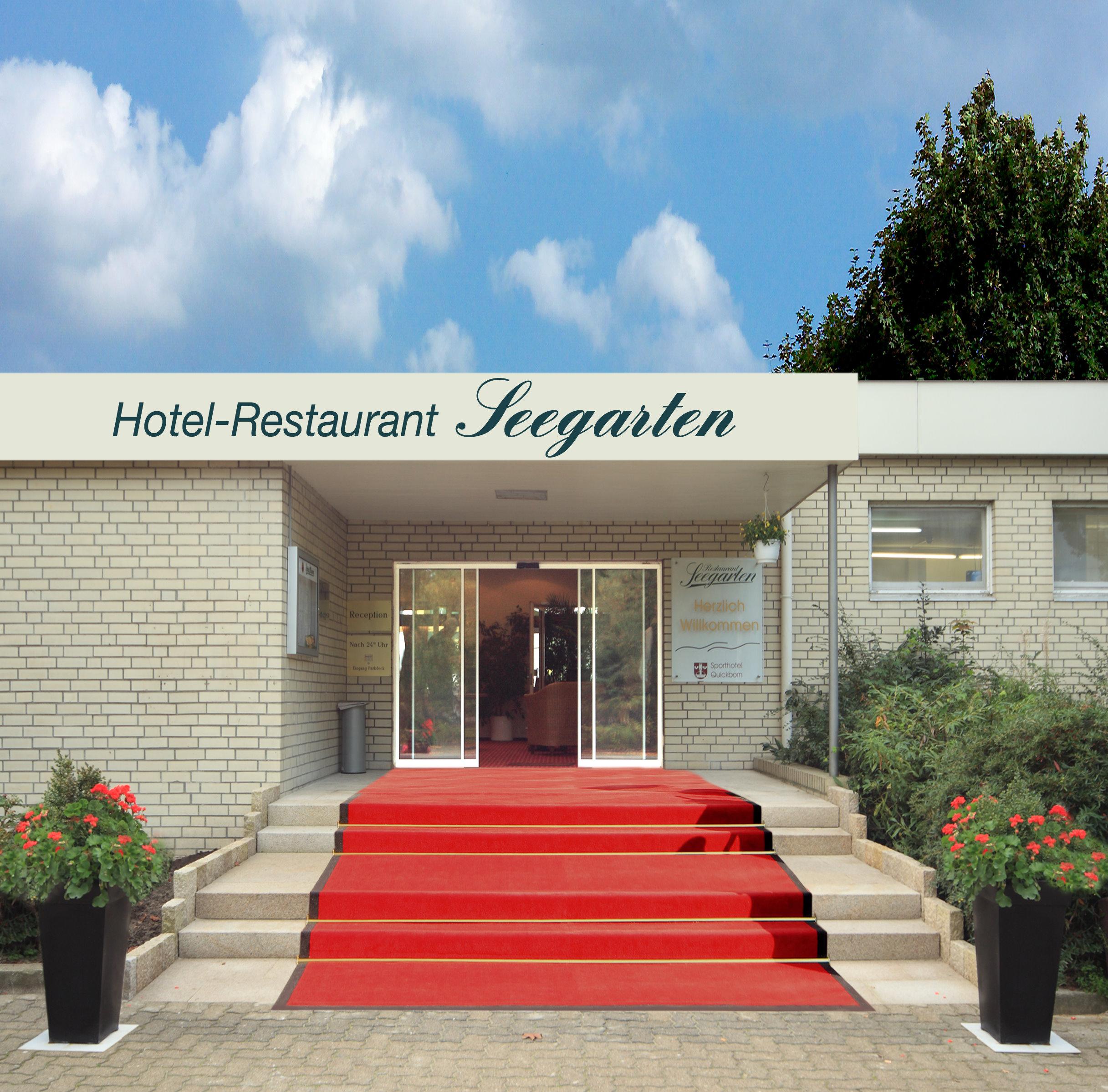 Hotel Seegarten Hamburg